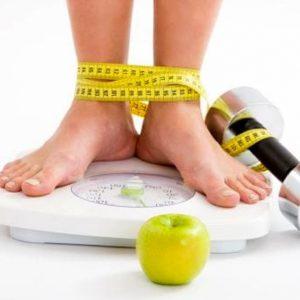 controllo e mantenimento del peso