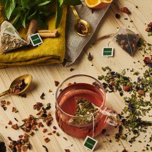 tè & infusi in filtri